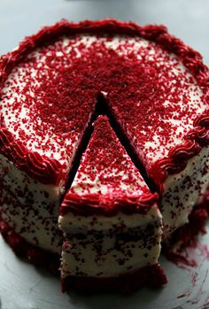 The Most Delicious Red Velvet Cake Perfect for Valentines Day