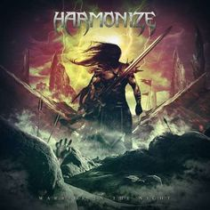 "HARMONIZE: ""Warrior In The Night"" Doom 2, Bad Songs, Joey Tempest, Power Metal, Fantasy Story, D D Characters, Europe Fashion, Angels And Demons, Gothic Outfits"