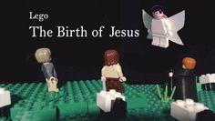 Lego - The Birth of Jesus