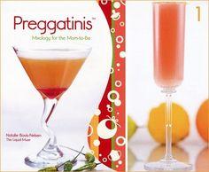 For baby shower - Preggatinis (non-alcoholic cocktails) Drinks Alcohol Recipes, Non Alcoholic Drinks, Fun Drinks, Yummy Drinks, Drink Recipes, Mixed Drinks, Party Drinks, Mocktail Drinks, Fun Recipes