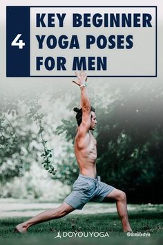 4 Key Beginner Yoga Poses for Men #yoga #health #fitness Yoga Poses For Men, Basic Yoga Poses, Kid Poses, Yoga Poses For Beginners, Yoga Tips, Yoga For Men, How To Start Yoga, Learn Yoga, Yoga Block