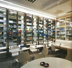pharmacy....notting hill restaurant and bar pharmacy themed