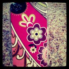 vera bradley iPhone craft