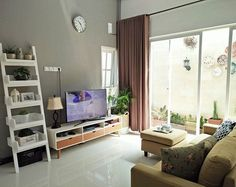 trendy home dco living room cozy Tiny Living Rooms, Living Room White, Living Room Designs, Cozy Living, Living Room Lighting, Living Room Decor, Trendy Home, Living Room Modern, Home Interior Design