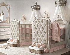 Mais de 20 inspirações de quartos para bebês gêmeos! - Just Real Moms - Blog…