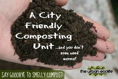 Compost that doesn't smell? The answer to every city dweller's prayers – Bokashi Composting