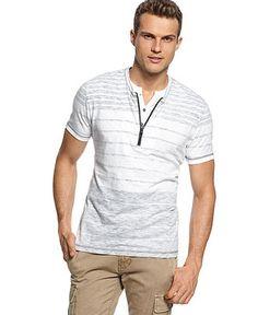 Bar III Shirt, Antonio Stripe Shirt  - Macy's