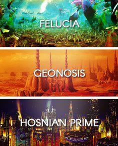 Worlds of the Star Wars Universe: Felucia - Geonosis - Hosnian Star Wars Rpg, Star Wars Clone Wars, Star Trek, Fan Fiction, Science Fiction, Star Wars Personajes, Star War 3, The Force Is Strong, Bad Feeling