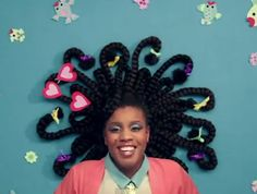 New song and music video of Toya Delazy, my new favourite.