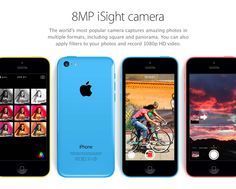 iPhone 5c - Pay Monthly & Pay as You Go Phones - Three