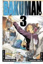 Bakuman v. 3 (Bakuman) By (author) Tsugumi Ohba, By (author) Takeshi Obata -Free worldwide shipping of 6 million discounted books by Singapore Online Bookstore http://sgbookstore.dyndns.org
