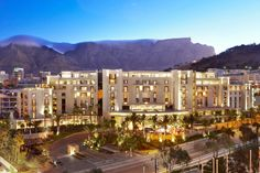 To stay in the One & Only Resort and Spa in Cape Town, South Africa. This place looks AMAZING! I never would have guessed that this was in South Africa.
