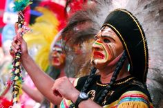 The Oruro Carnival (Carnaval de Oruro) is also known as the Diablada and is the number one tourist attraction in Bolivia.