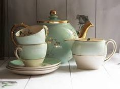 Image result for vintage tea sets