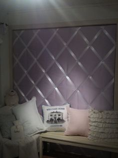 Dreamwall for the bedroom
