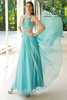 Prom Dress by Alyce Paris6110Alluring !