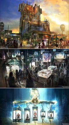 Exciting news: Guardians of the Galaxy - Mission: BREAKOUT! is coming to Disney California Adventure Park in summer 2017! Guests will be right in the mix with characters from the blockbuster films in this comically high-energy, rocking new adventure at the Disneyland Resort.