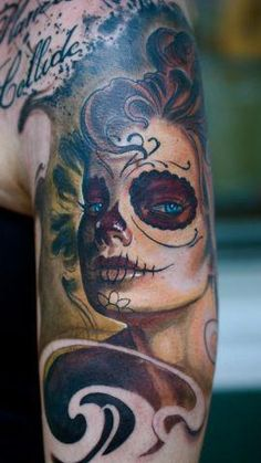 Tattoo by Isnard Barbosa