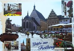 Received postcard from Germany #postcrossing