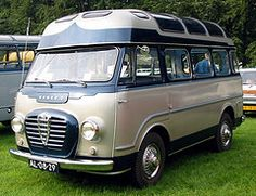 1950's Alfa Romeo 2 (VW bus imitation/adaptation...)