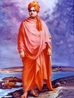 "Documentary about Swami Vivekananda - a key figure in the introduction of the teachings of Vedanta to the ""Western"" World. Swami Vivekananda Wallpapers, Swami Vivekananda Quotes, Saints Of India, Advaita Vedanta, Srila Prabhupada, Hindu Dharma, Background Images Hd, Happy Friendship Day, Vedic Astrology"