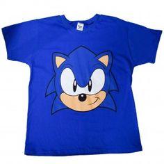 Camiseta #Sonic R$ 29,00