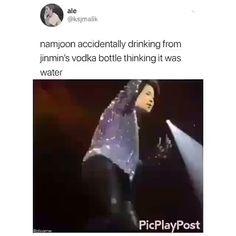 Wait what ? Bts Bangtan Boy, Bts Boys, Bts Jimin, Bts Memes Hilarious, Bts Funny Videos, Taehyung, Namjoon, K Pop Wallpaper, Jikook