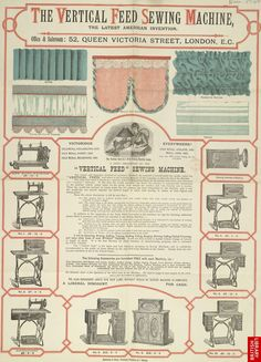 1000 images about vintage sewing machine ads on pinterest singer
