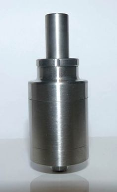 DiscountVapers.com - Terminator Rebuildable Atomizer - Stainless Steel, $59.00 (http://www.discountvapers.com/terminator-rebuildable-atomizer-stainless-steel/)