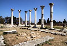 Asklepieion Kos, Greece