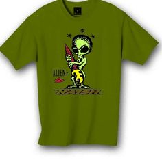 24-7 Boardsports - Naish Alien T Shirt Large, £9.99 (http://www.24-7boardsports.com/copy-of-naish-alien-t-shirt-large/)