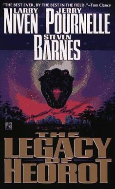 The Legacy of Heorot (1987)  (The first book in the Heorot series)  A novel by Steven Barnes, Larry Niven and Jerry Pournelle