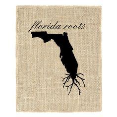 Found it at Wayfair - 'Florida Roots' Graphic Art