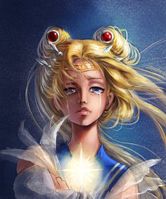 Sailor Moon by Adorael.deviantart.com on @deviantART