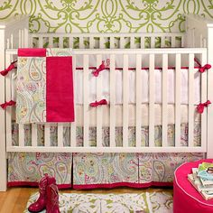 nursery bedding for a girl? for-the-home
