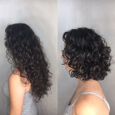 Image may contain: one or more people Curly Pixie Hairstyles, Haircuts For Wavy Hair, Curly Hair Cuts, Girl Haircuts, Pretty Hairstyles, Medium Hair Styles, Short Hair Styles, Crop Hair, Hair Photo