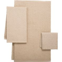 Mainstays Value Bath Towel Collection, Beige