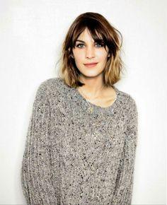 #alexa chung Sweater #fashion #sweater www.2dayslook.com
