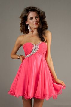 Airly Sweetheart Short Homecoming Dress A Line With Rhinestones Discount Price