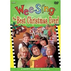 Wee Sing The Best Christmas Ever! (DVD)