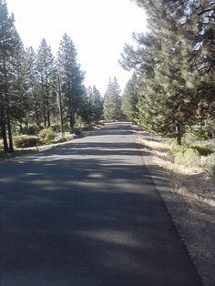 My bike trail
