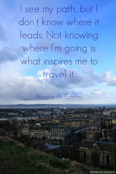 #Traveling a #path || #LittlePassports #Travel #Quotes