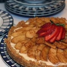 Ground walnuts, butter and sugar are combined, pressed into the bottom and sides of a 9-inch pie plate and baked. This is the perfect crust for a custard or ice cream no-bake pie. And it freezes beautifully.