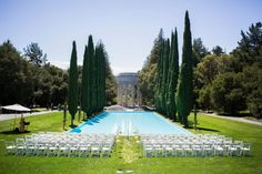 Pulgas Water Temple Palo Alto Ceremony // OneWed