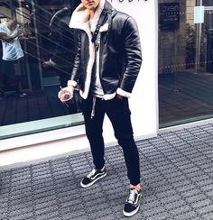 "39.6k Likes, 394 Comments - @menwithstreetstyle on Instagram: ""Rate this jacket 1-10? #menwithstreetstyle"""