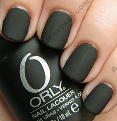 Orly Matte Vinyl, i want to get a matte color