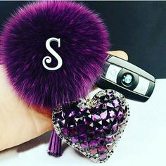 Cheap keychain video, Buy Quality keychain ring directly from China ball class Suppliers: 2015 fur pom pom keychain Fox Fur Key chain Double Side Crystal Heart Fur Ball Keychain llaveros porte clef fou Fur Keychain, Tassel Keychain, Fancy Letters, Floral Letters, Letter Monogram, Letter Wall, S Letter Images, Alphabet Images, Alphabet Art