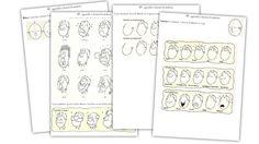 ART - dessiner un visage et partager des émotions - Caracolus
