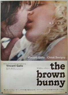 showstudio:  The Brown Bunny Chirashi poster