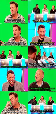 Jon Richardson stalked a clown when he was a kid | Would I Lie to You?